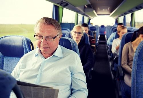 Transport en car vers Paris pour les entreprises